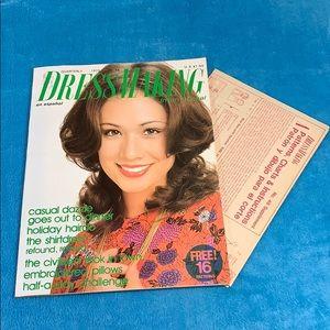 1973 FASHION Dressmaking International Quarterly